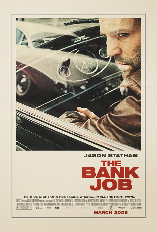 The Bank Job Poster #1