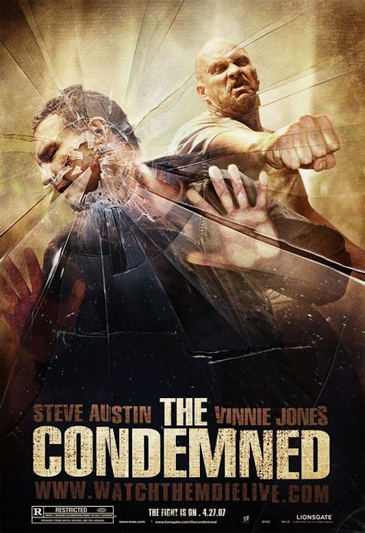 The Condemned Poster #2