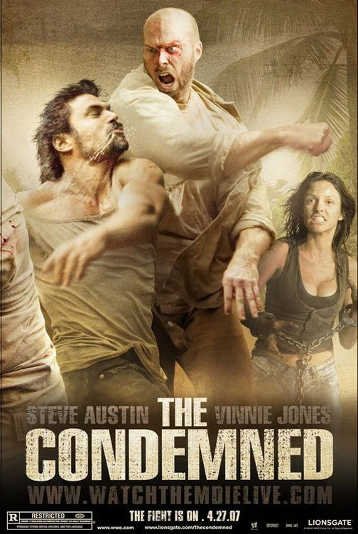 The Condemned Poster #5