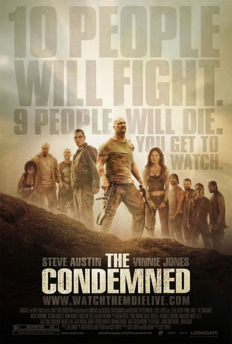The Condemned Poster #1