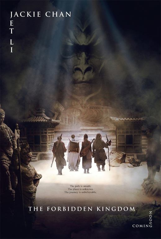 The Forbidden Kingdom Poster #1