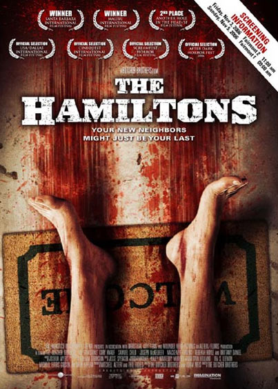 The Hamiltons Poster #1