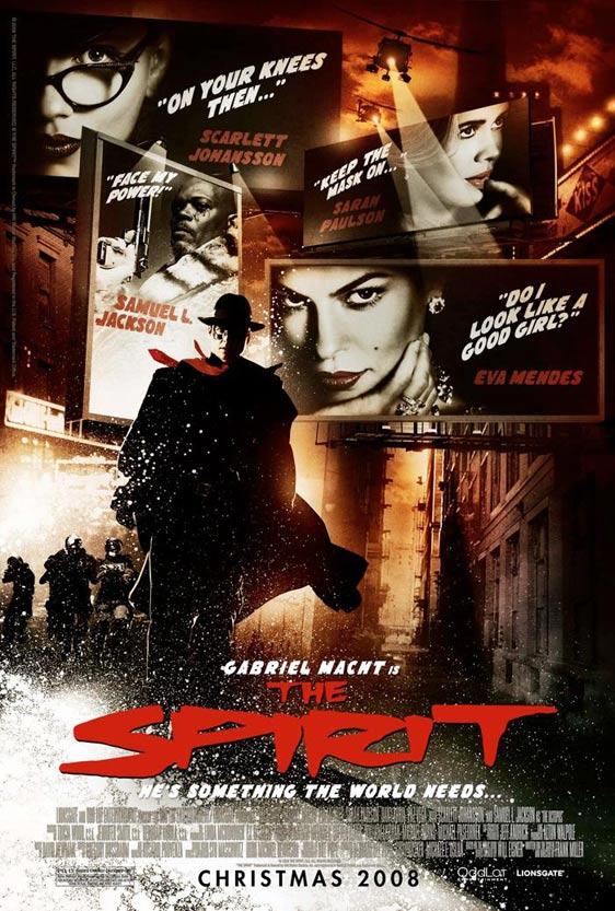 The Spirit Poster #14