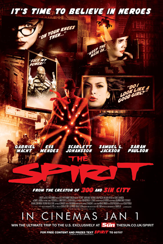 The Spirit Poster #17