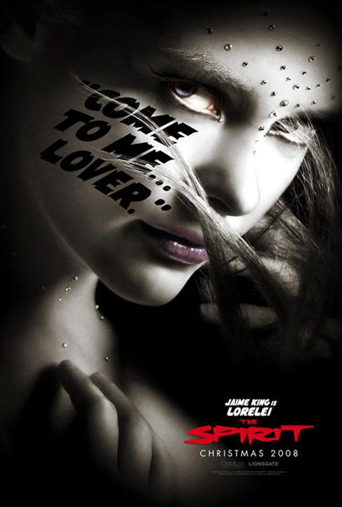 The Spirit Poster #6