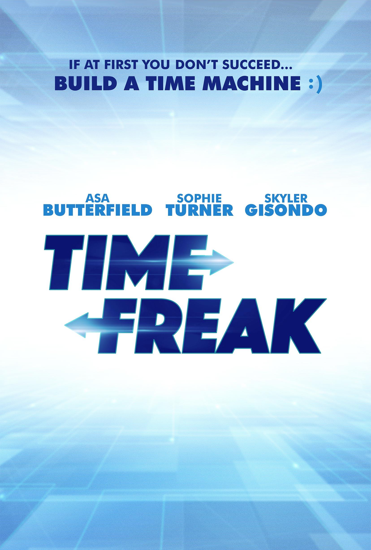 Time Freak Poster #1