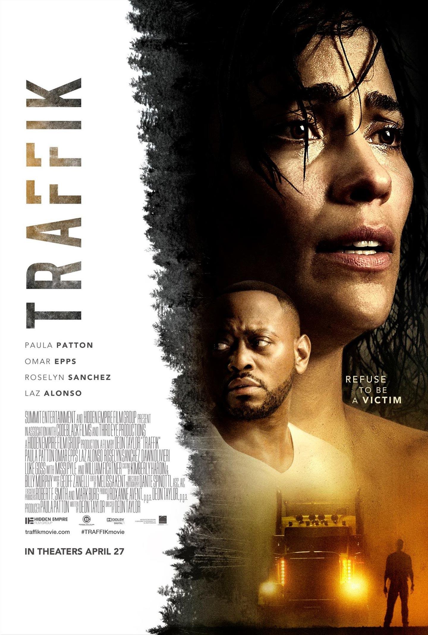 Traffik Poster #1