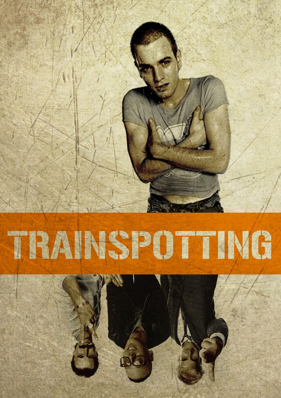 Trainspotting Poster #6