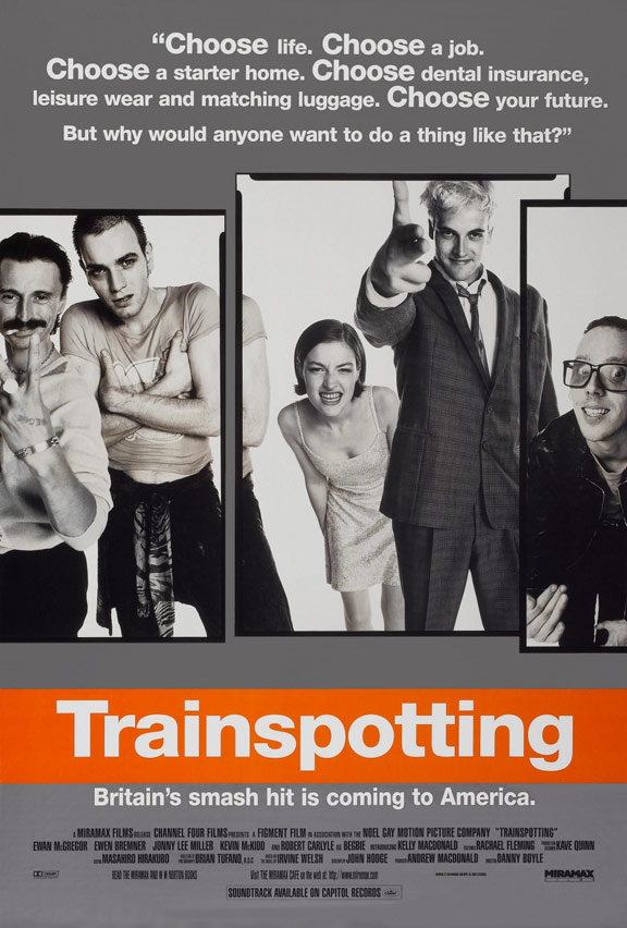 Trainspotting Poster #7