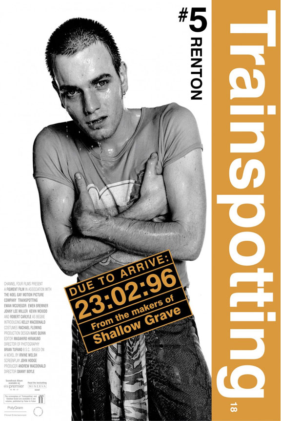 Trainspotting Poster #1
