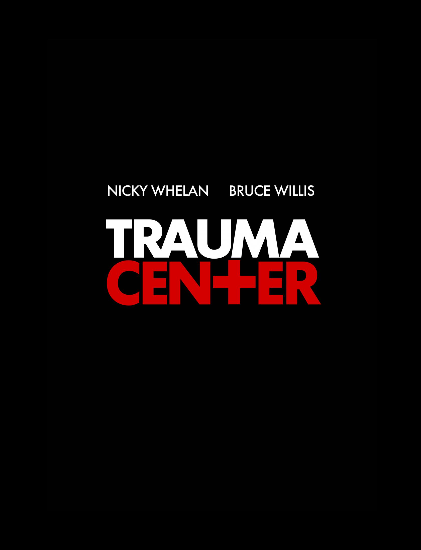 Trauma Center Poster #1
