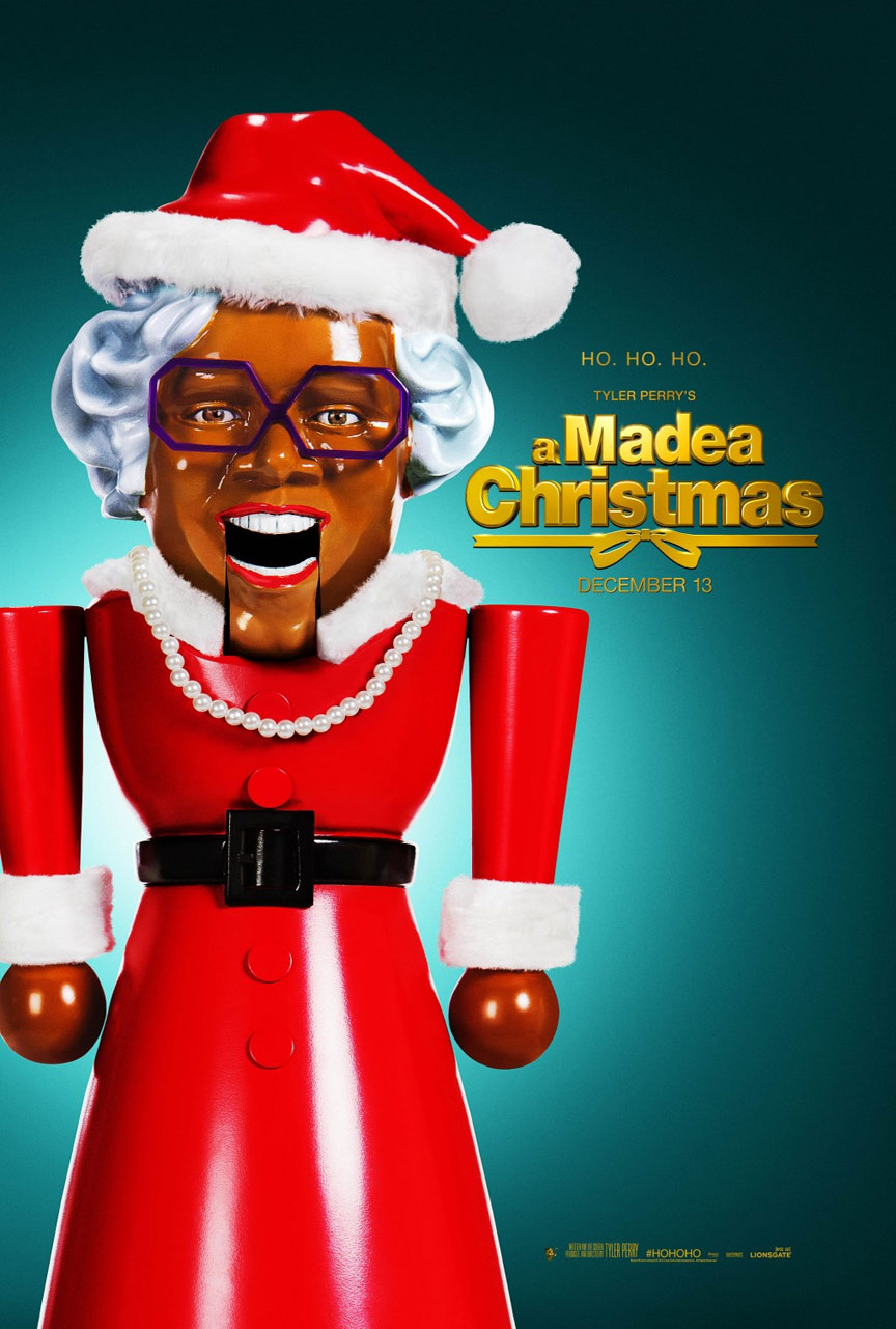Tyler Perry's A Madea Christmas Poster #1