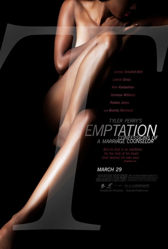 Tyler Perry's Temptation Poster #2