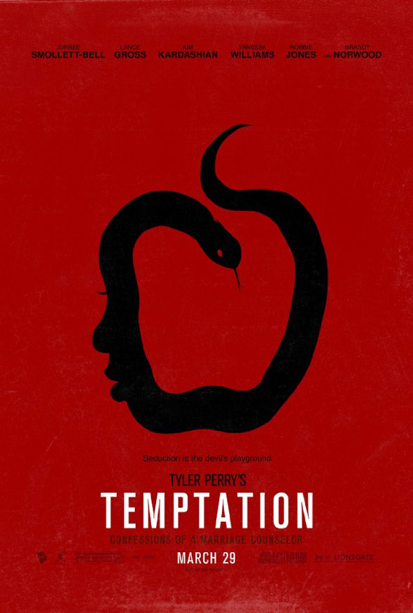Tyler Perry's Temptation Poster #1
