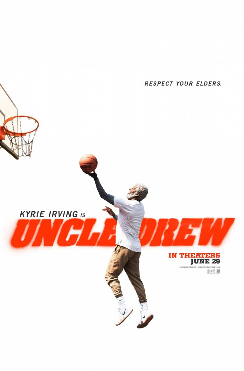 Uncle Drew Poster #1