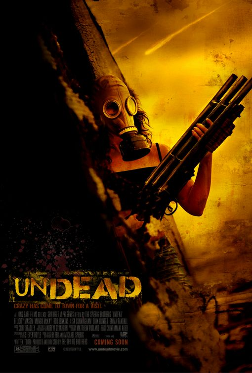 Undead Poster #1