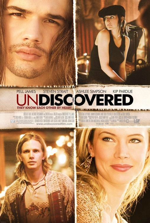Undiscovered Poster #1