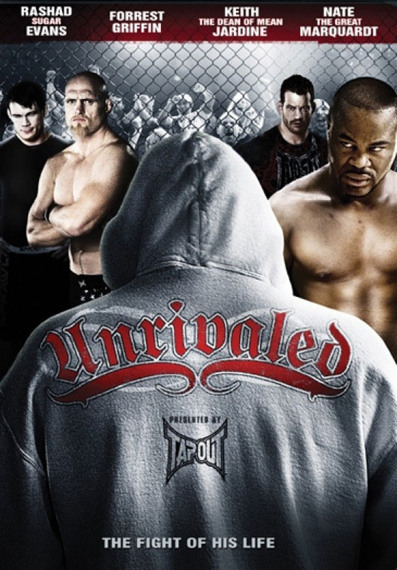 Unrivaled Poster #1