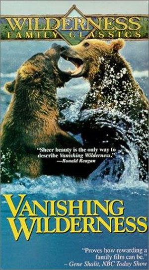 Vanishing Wilderness Poster #1