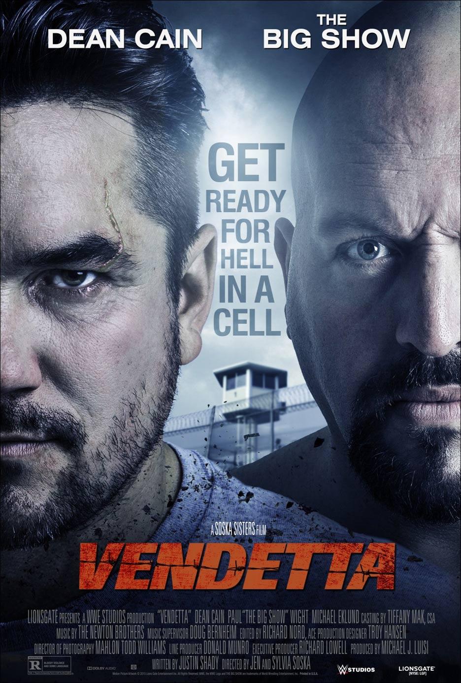 Vendetta Poster #1