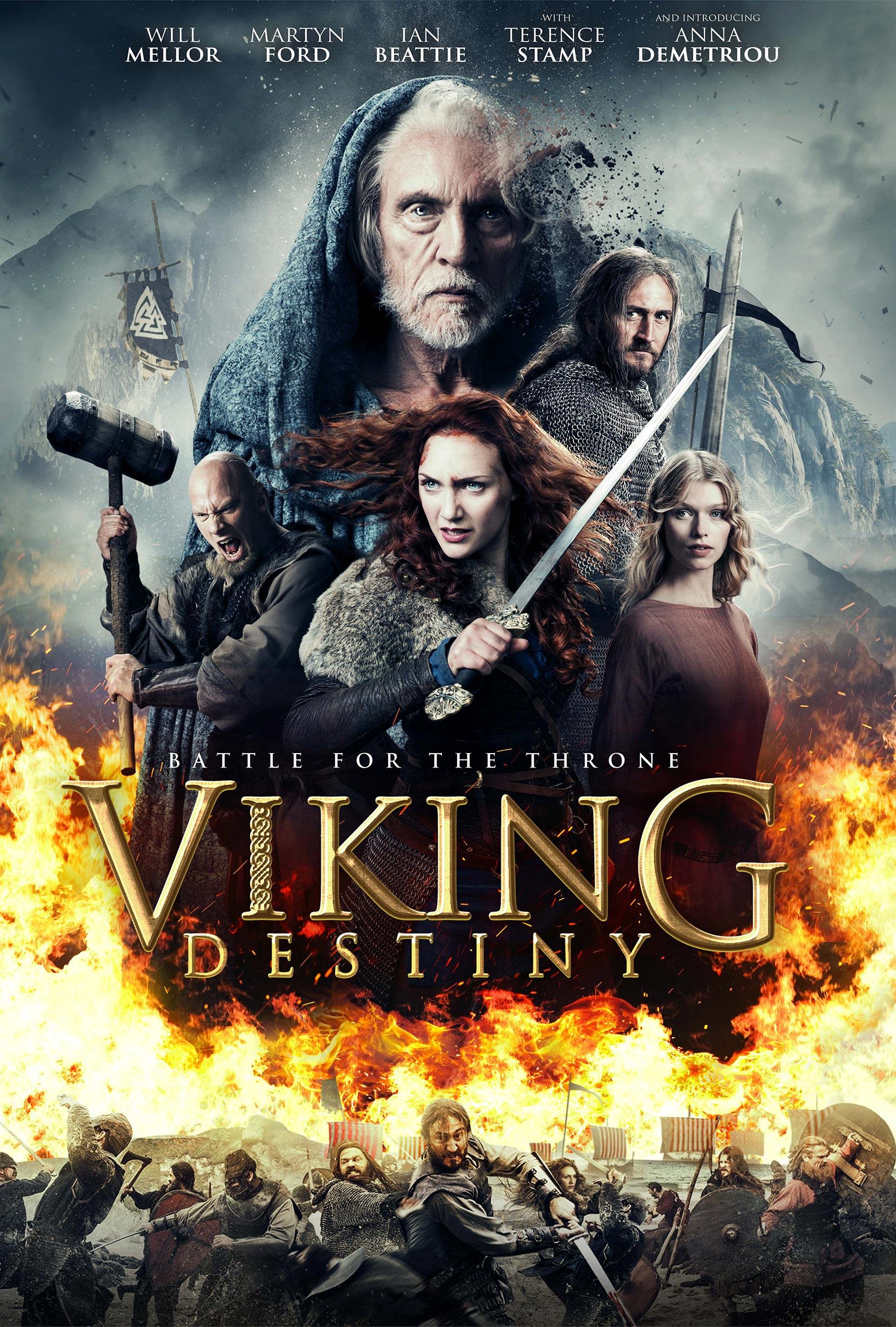 Viking Destiny Poster #1