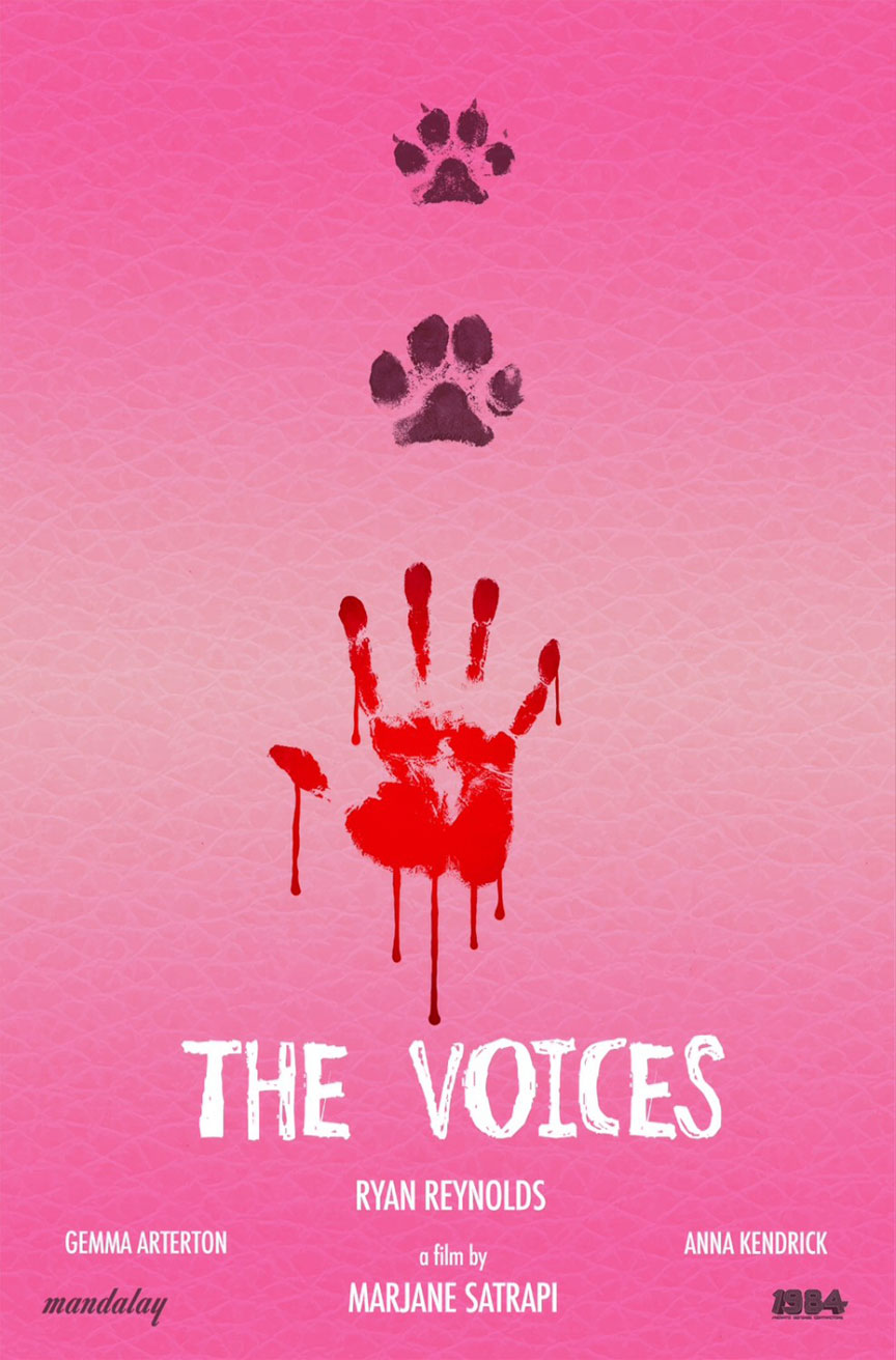 The Voices Poster #2