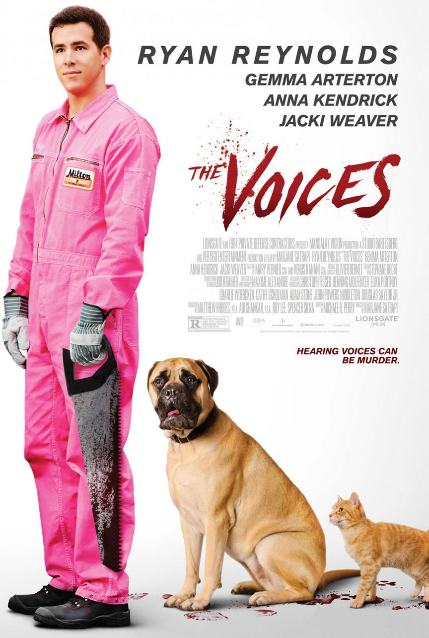 The Voices Poster #1