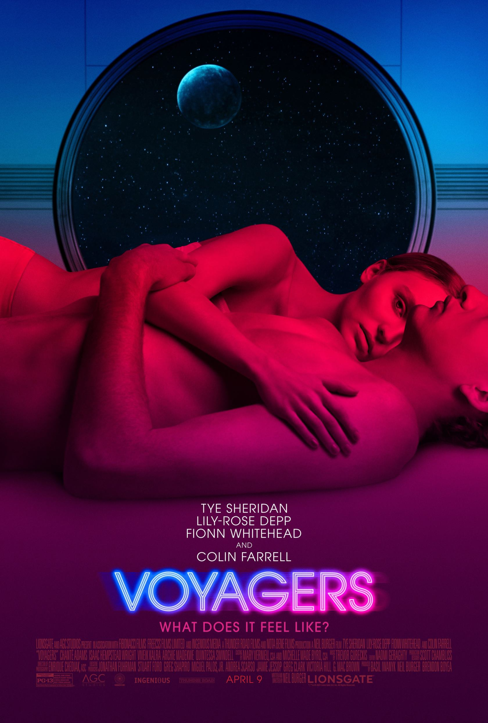 Voyagers Poster #1