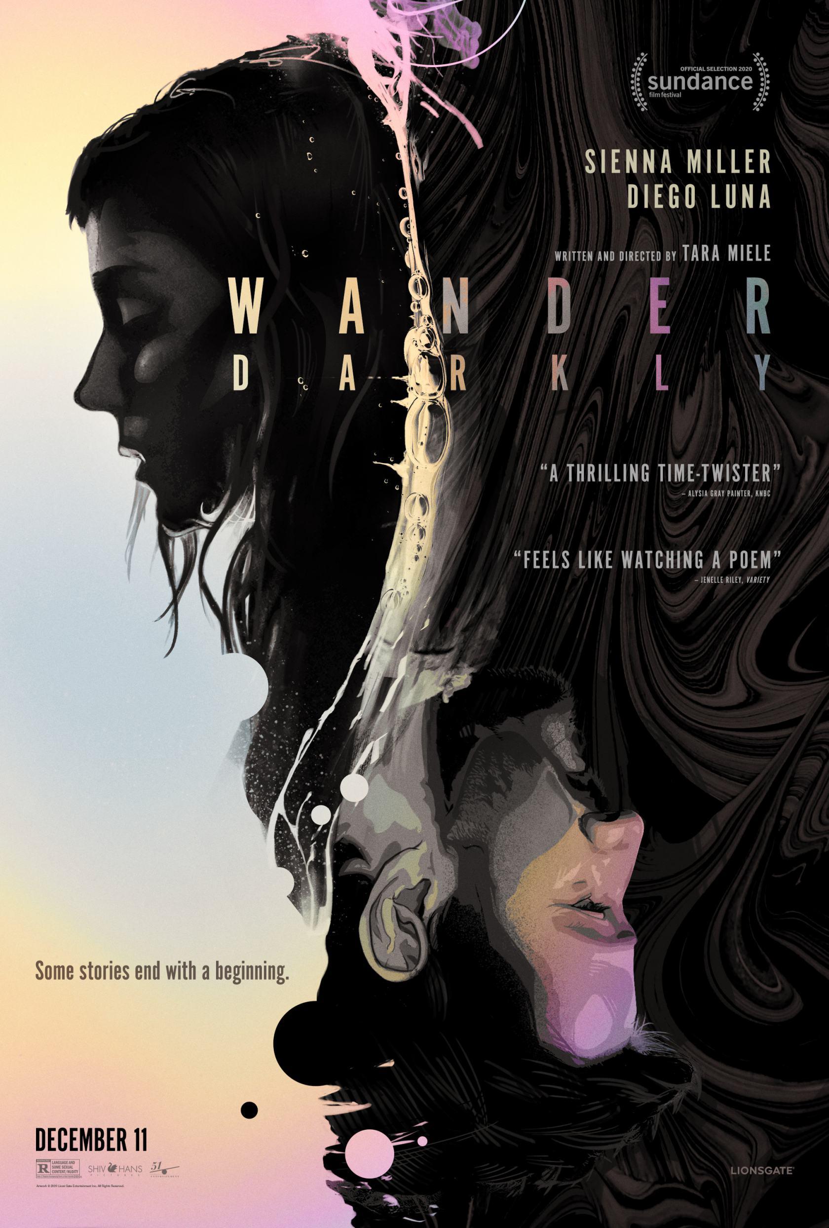 Wander Darkly Poster #1