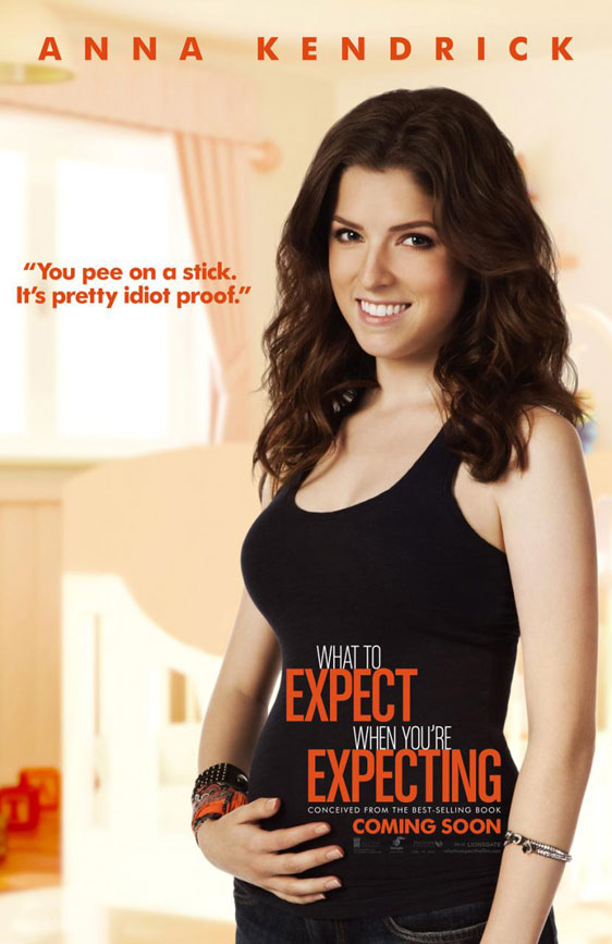 What to Expect When You're Expecting Poster #2