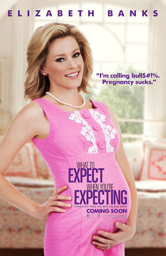 What to Expect When You're Expecting Poster #5