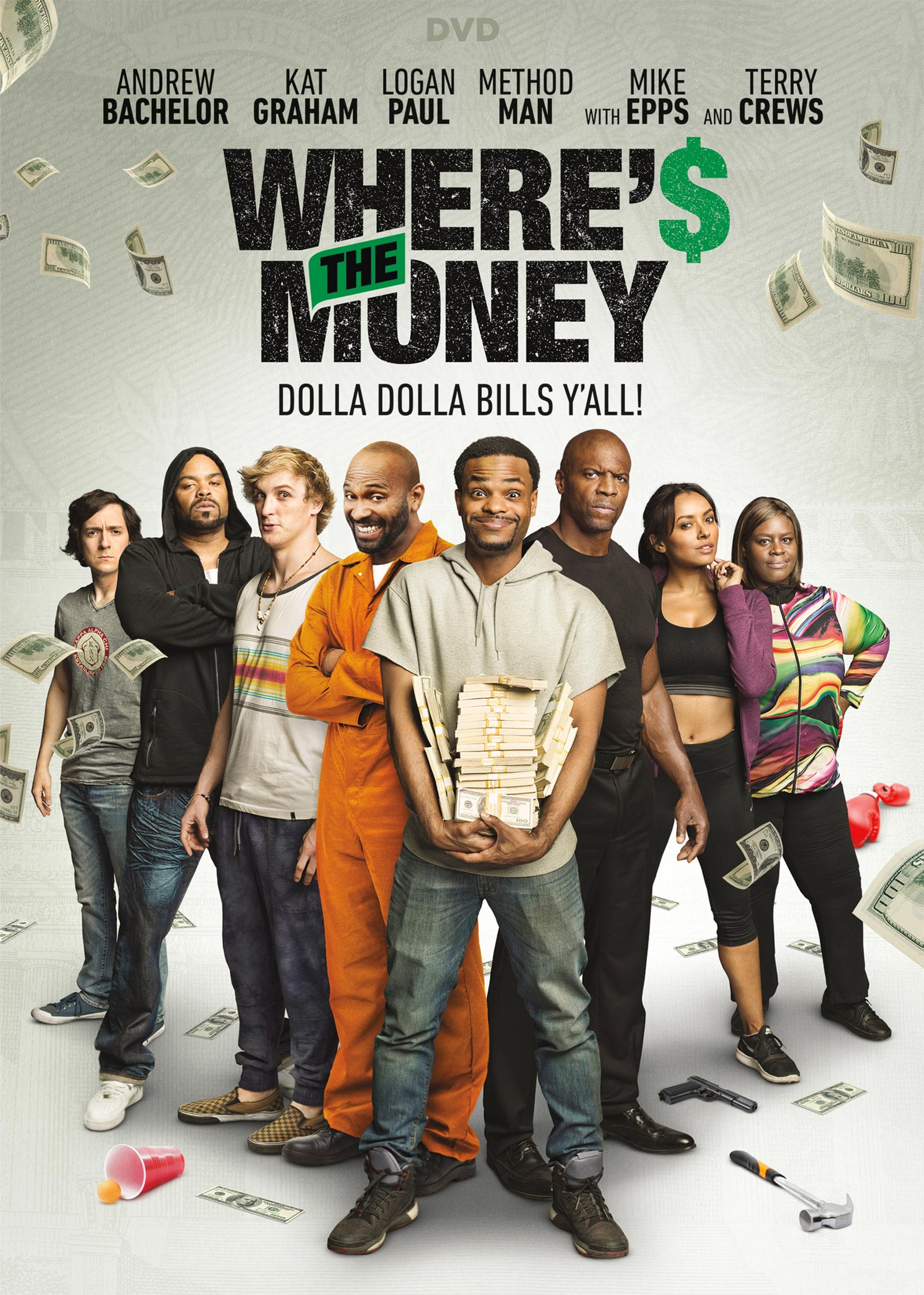 Where's the Money Poster #1