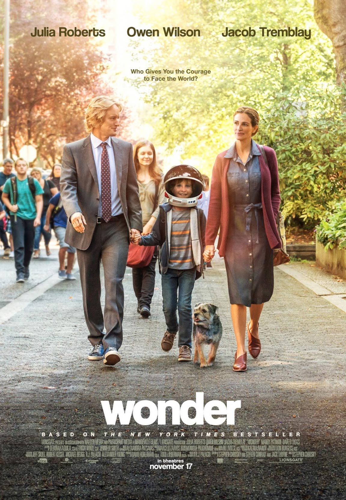 Wonder Poster #2