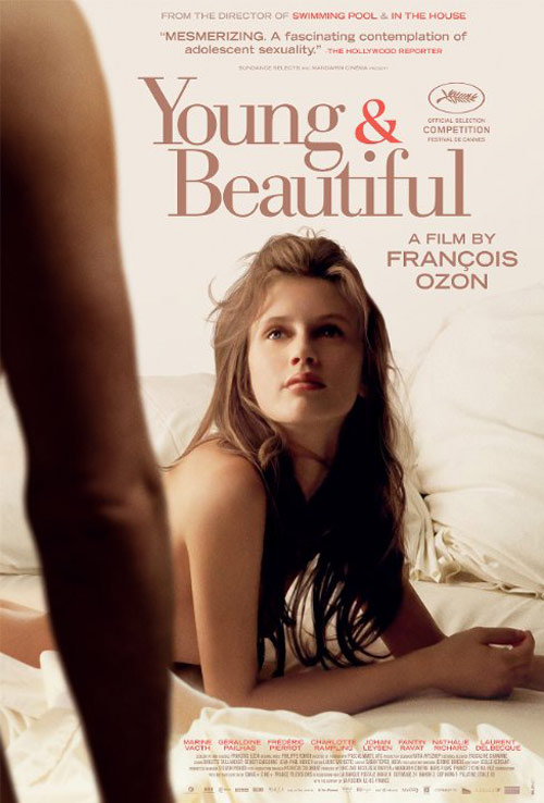 Young & Beautiful (Jeune & Jolie) Poster #1
