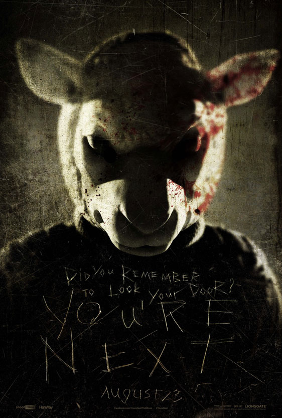 You're Next Poster #2