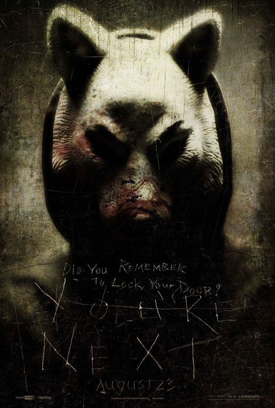You're Next Poster #3