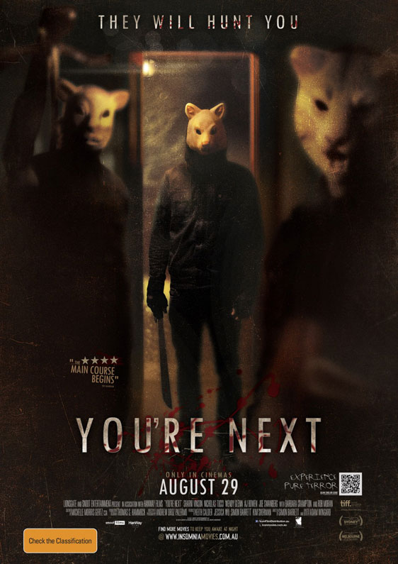 You're Next Poster #8