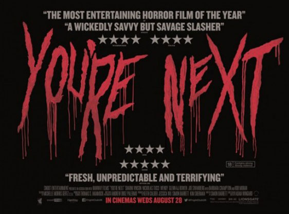 You're Next Poster #9