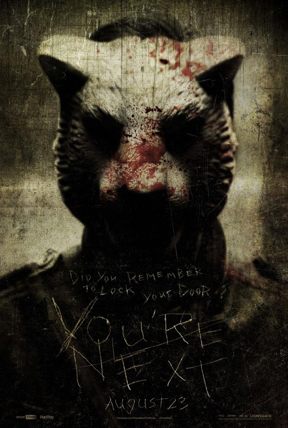 You're Next Poster #1