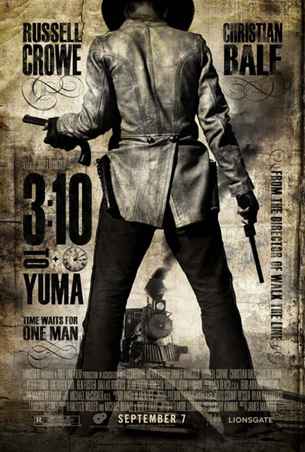 3:10 to Yuma Poster #1