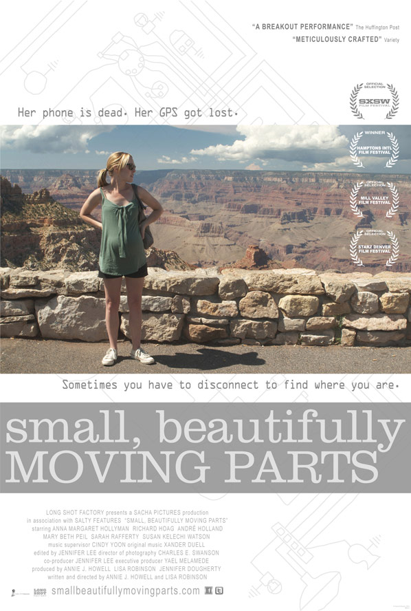 Small, Beautifully Moving Parts Poster #1