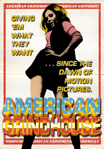 American Grindhouse Poster #1