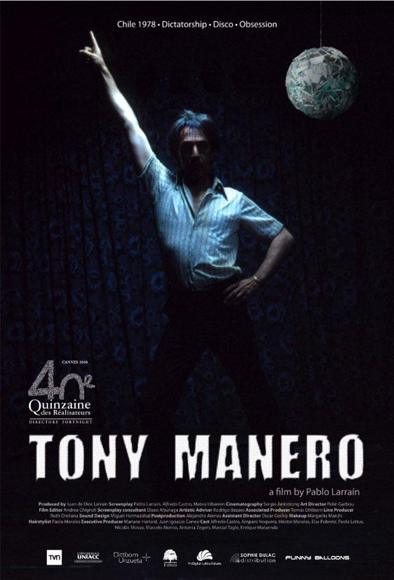 Tony Manero Poster #1