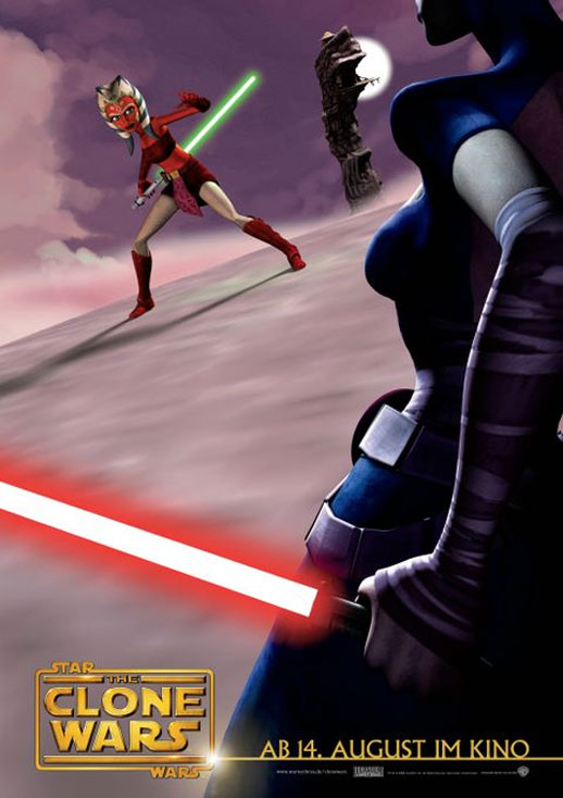 Star Wars: The Clone Wars Poster #10