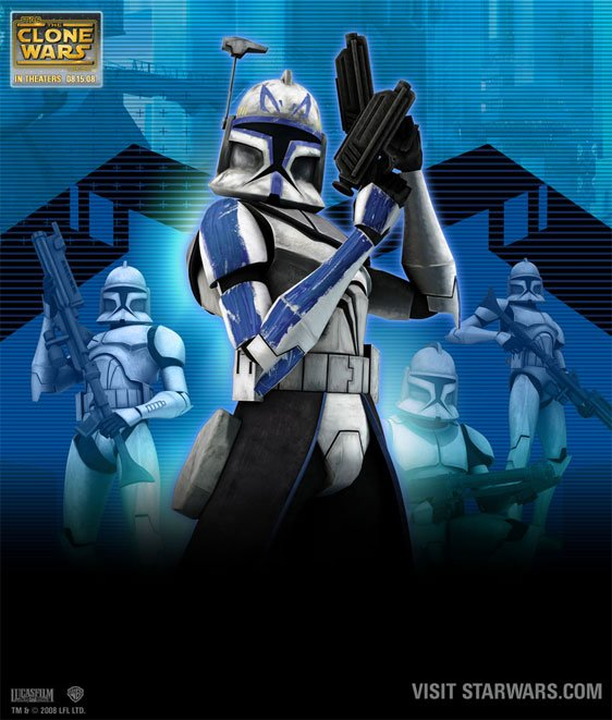 Star Wars: The Clone Wars Poster #12
