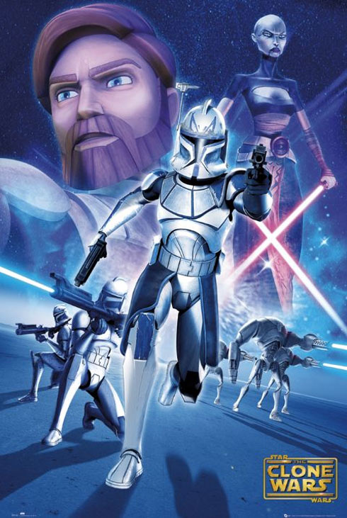 Star Wars: The Clone Wars Poster #19