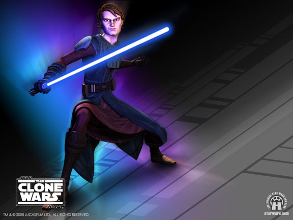 Star Wars: The Clone Wars Poster #4