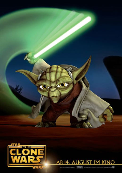 Star Wars: The Clone Wars Poster #9