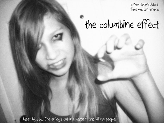 The Columbine Effect Poster #1