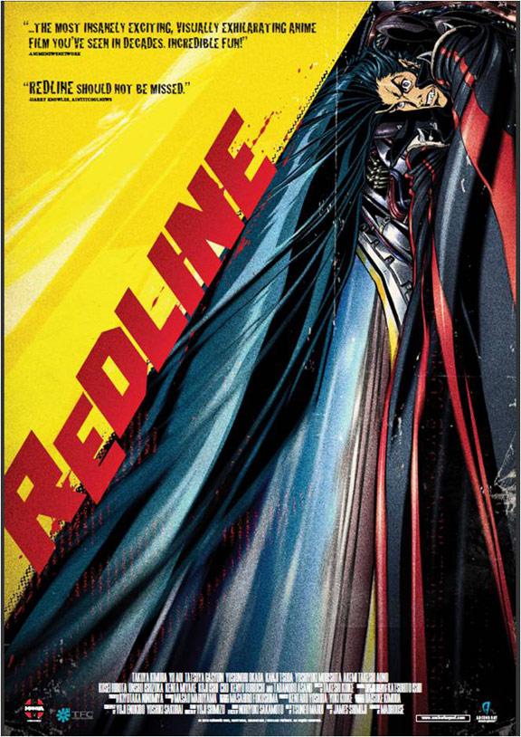 Redline Poster #1